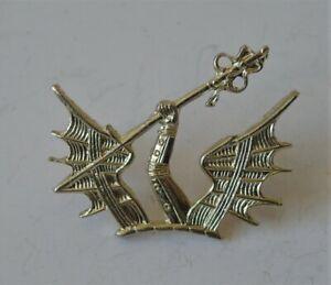 British Army Honourable Artillery Company Beret/Cap Badge - HAC
