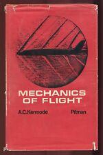 MECHANICS OF FLIGHT by A.C. KERMODE