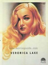 LAKE, VERONICA Movie POSTER 27x40 Veronica Lake