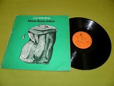 Cat Stevens - Mona Bone Jakon RARE 1970 Israel Different Pressing - Green Sleeve
