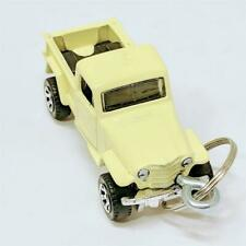 Matchbox MBX Construction 15/20 Yellow '51 Willys Jeep Pickup 4x4 Keychain