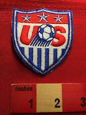 Patriotic USA Soccer US SOCCER NATIONAL TEAM Patch ~ S60B