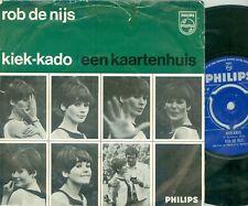 ROB DE NIJS - KIEK-KADO ( PHILIPS  JF 333549) 7'PS  1966
