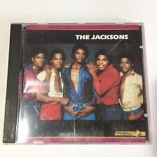 The Jacksons – The Jacksons CD _Rainbow Australia – RCD 215 _Good+++. (1117)
