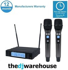 Kam KWM1960 HH V2 canales sistema de micrófono inalámbrico 70