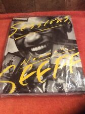 SESSIONS! by Norman Seeff 1994 HC Book Celebrity Music Photography Stones INXS