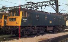 Electric Locomotive Class 84 84010 Crewe Cheshire OPC Collectors Card