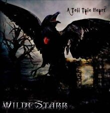 WILDESTARR - A TELL TALE HEART  CD  HARD 'N' HEAVY / HEAVY METAL  NEW CD