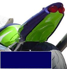98-02 Kawasaki ZX6R / 05-08 ZZR600 Hotbodies ABS Undertail - Ocean Blue 2005 ZZR