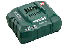 Metabo 627045000 240v ASC 30-36V LiHD Li-Ion Air Cooled Battery Charger 1.5 Ah