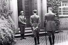 WW2 - Le Général Giraud, prisonnier des Allemands en 1940