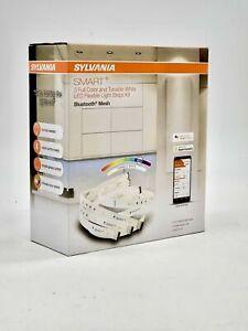 Sylvania SMART+ 3 full color LED flexible light strips kit, Bluetooth NEW SEALED