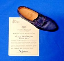 Nib Just the Right Shoe ~ Raine Willits #25414 George Washington Dress Shoe