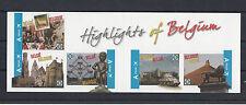 Belgio/Belgium  2011 L 4088 attrattive turistiche del Belgio Mnh