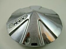 BAZO WHEELS CHROME CUSTOM WHEEL CENTER CAP*    #1            (FOR  1 CAP)