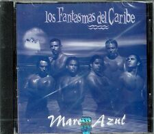 Los Fantasmas del Caribe  Marea Azul      BRAND NEW  SEALED CD