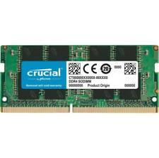 Crucial DDR4-2666 SODIMM 8GB/1Gx64 CL19 Notebook Memory