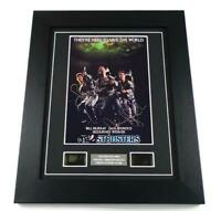 GHOSTBUSTERS Signed PREPRINT GHOSTBUSTERS FILM CELLS MOVIE MEMORABILIA GIFT