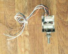 Neve 1272/ 1090 Channel Module EK20133 input Gain Control