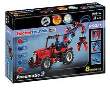 Fischertechnik Pneumatic 3 NEU Fischer Technik Baukasten 516185
