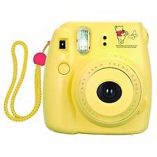 Winnie The Pooh FujiFilm Fuji Instax Mini 8 Instant Photos Films Polaroid Camera