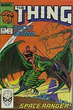 The Thing 11 Fantastic Four Ben Grimm Byrne High Grade Nm Rare