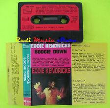 MC EDDIE KENDRICKS Boogie down 1974 italy TAMLA MOTOWN RMS 86195 cd lp dvd vhs
