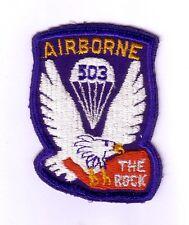 WWII - 503rd P. I. R. (Original Patch)
