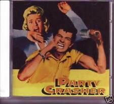 V.A. - PARTY CRASHER - Buffalo Bop 55081 50s Rock CD