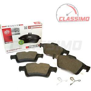 Ferodo Rear Brake Pads for VOLVO C30 + C70 Mk2 + S40 Mk2 + V50 - 2004-2014