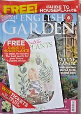 THE ENGLISH GARDEN MAGAZINE MAY 2018 ~ SEALED WITH FREE GUIDE TO HOUSEPLANTS ~