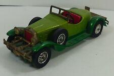 Matchbox Models Yesteryear Y-14 - 1931 Stutz Bearcat grün   #A47