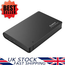 ORICO 2.5 Inch Hard Drive Enclosure with USB Type C Port for  HDD / SSD   -Black
