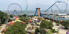 CEDAR POINT TICKETS $20.20 SAVINGS DEAL,up to 4 tickets, $80 SAVING