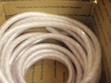 "HOSE CLEAR PVC TUBING RED TRACER 1/2"" 88 1620126 35FT MARINE BOAT WATER EBAY"