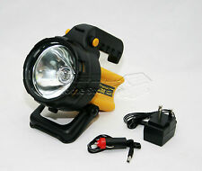 Rechargeable Halogen 1 Million Candle Power Beam Lantern Torch Spot light 31017