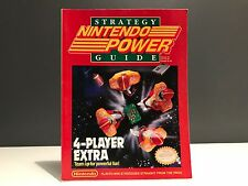 Nintendo Power Magazine Issue #19 4-Player Extra Strategy Guide Volume 19