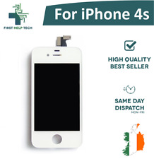 For Apple iPhone 4s LCD Display Touch Screen Digitizer Assembly Unit White New