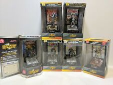1998 Marvel Comic Book Champions Fine Pewter lot of 6 + free shipping