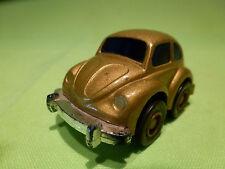 VINYL GUMMY PLASTIC VW VOLKSWAGEN BEETLE KAFER TURBINE - GOOD CONDITION