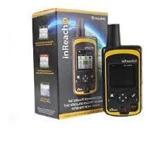 DELORME InReach SE Satellite GPS Tracker & comunicatore