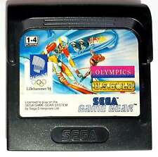 WINTER OLYMPICS U.S. GOLD SEGA GAME GEAR 1993 -PAL-
