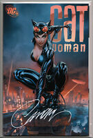 CATWOMAN 80TH ANNIVERSARY #1 (COVER E) SIGNED J. SCOTT CAMPBELL EXCLUSIVE ~ DC