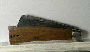 VTG 1950-1972 SCHRADE WALDEN USA JUMBO ROPE KNIFE 163 MARKED CROWN ZELLERBACH