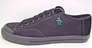 Original Penguin Size 7 Sneakers  Black New Mens Shoes