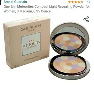 Guerlain Meteorites Compact Light Revealing Powder Color #2 #3 #4 $60