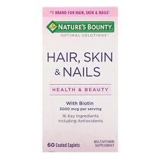 Hair, Skin & Nails, 60 Coated Caplets