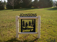 Cabins Signs - Rustic Log Cabin Decor