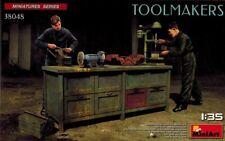 MiniArt 38048 - Toolmakers - Werkstatt - 1:35
