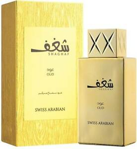 Shaghaf Oud gold 75ml by Swiss Arabian EDP Women's Fragrances